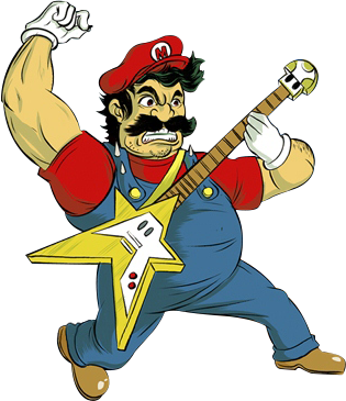 mario roqueiro super metal brothers