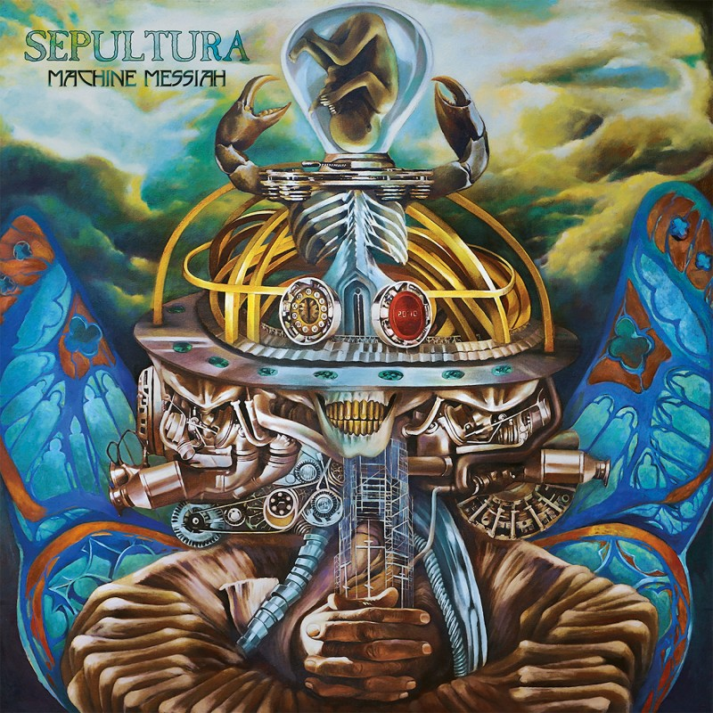Sepultura - Machine Messiah - Super Análise do novo disco da banda