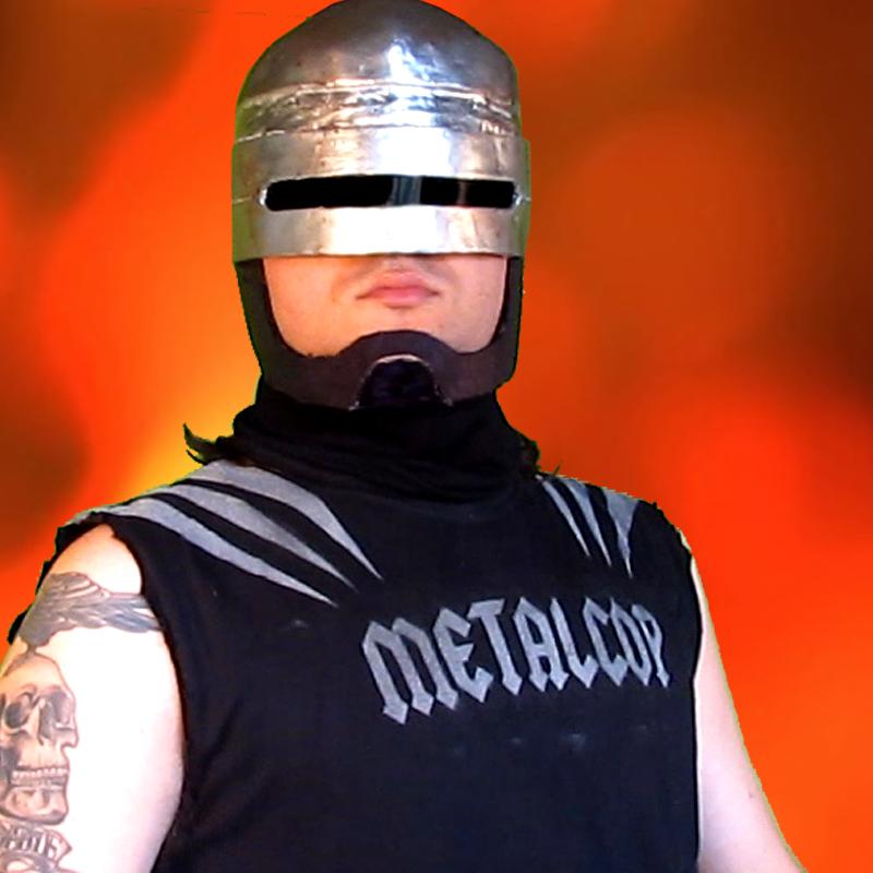 Metalcop – O policial do Metal
