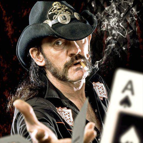 Lemmy Kilmister: Álbum solo está quase pronto