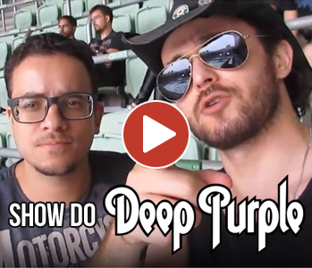 Show do Deep Purple - São Paulo - 13/12/2017 - Super Metal Brothers